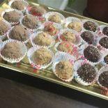 حلويات صحية ولذيذة. Healthy sweets