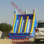 اجار نطاطيات وتوصيل جميع مناطق الكويت