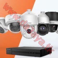 كاميرات HD  مع التركيب مع كفالة ثلاث سنوات للكاميرات